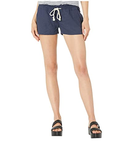 Roxy Oceanside Short (Mood Indigo) Women