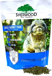 sherwood forest rabbit food