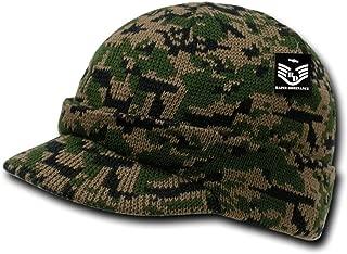 woodland skull cap