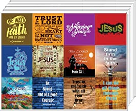 Jesus Stickers (20-Sheets)