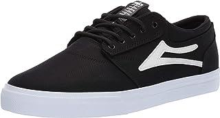 Lakai Footwear Griffin Black Textilesize Tennis Shoe