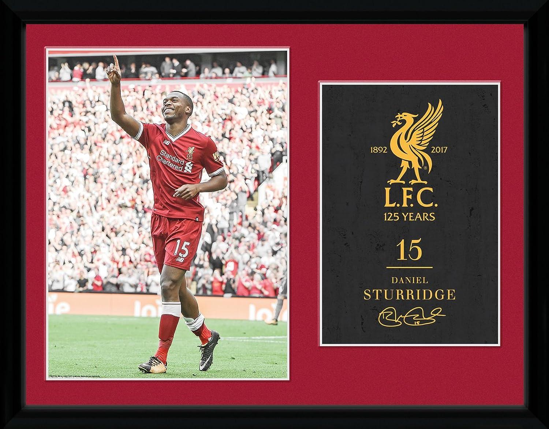 GB eye PFC2738 Liverpool Sturridge 17 18 Framed Print