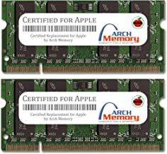 Arch Memory Replacement for Apple 8 GB (2 x 4 GB) 204-Pin DDR3 So-dimm RAM for MacBook Pro Intel Core 2 Duo Mid 2009