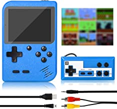 Winique Retro Game Console, Handheld Games Portable Game Player with 500 Classic FC Games, 3.0 Inch Screen 800mAh Recharge...