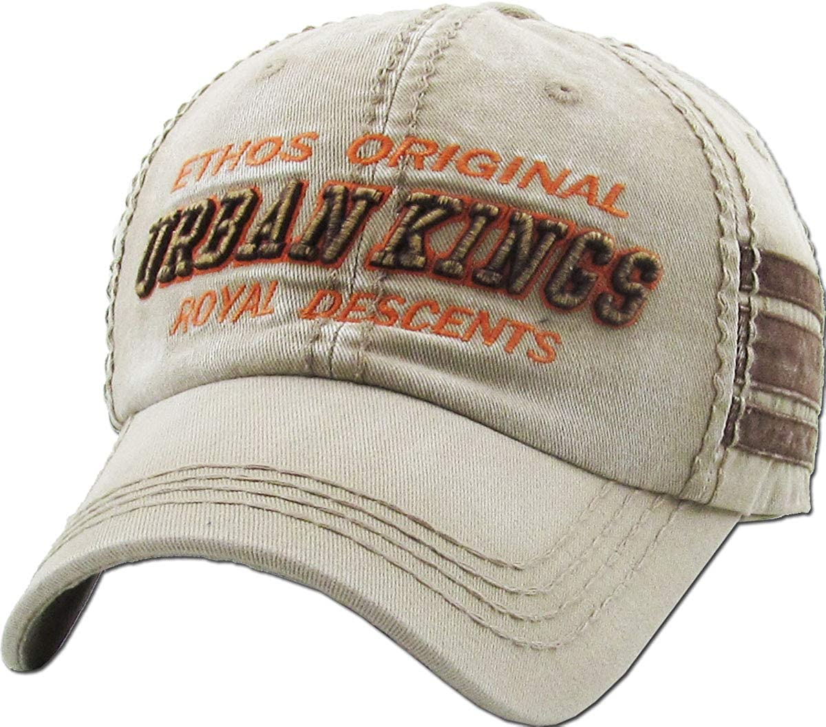 Good Vibes ONLY Cool Vintage Design Dad Hat Baseball Cap Polo Style Adjustable