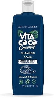 Vita Coco Shampoo Antiforfora con Cocco e Guava (400ml) • deterge delicatamente cuoio capelluto e capelli fino al 100% dal...
