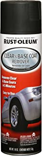 Rust-Oleum 248878 Automotive 18-Ounce Clear and Base Coat Remover Spray
