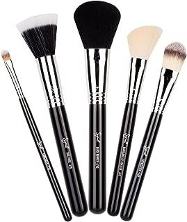 Sigma Beauty Basic Face Makeup Brush Set 5 Brushes