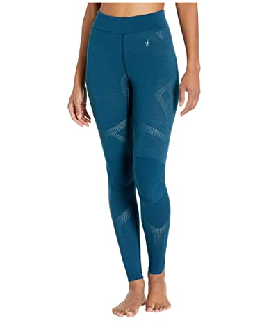 Smartwool Intraknit Merino 200 Bottoms (Deep Marlin) Women