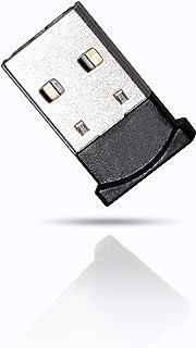 comprar comparacion CSL - USB Adaptador Nano con Bluetooth V4.0 - Tecnología 4.0 - El estándar más Moderno - Plug y Play - Compatible Win 10