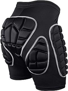 SKL Hip Protection 3D vadderade shorts, andningsbara stöttåliga shorts för män och kvinnor, EVA skyddsutrustning för snowb...