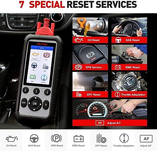 Automotive Code Readers & Scanners informafutbol.com Autel MD806 ...