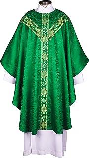 Christian Brands Catholic Avignon Collection Chasuble (Green)