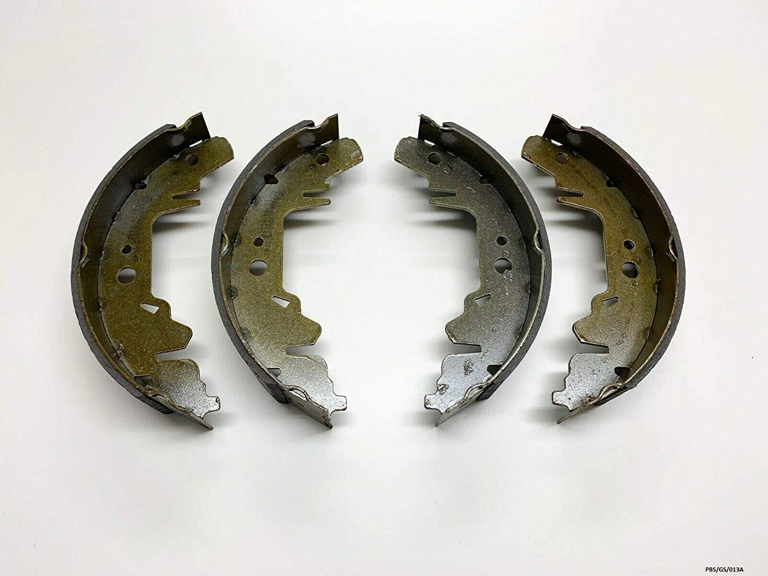 NTY Brake Shoes Set Voyager RG GS Rear Grand excellence 1996-2007 Cash special price