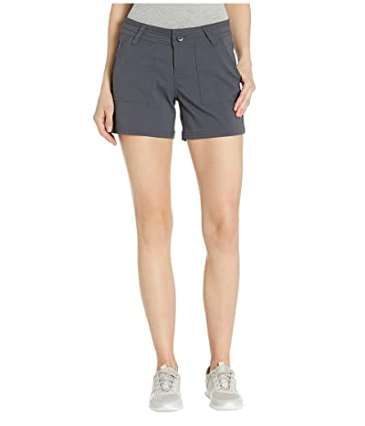 Prana Olivia Shorts 5 (Coal 1) Women