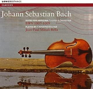 Suite No. 1 in G Major, BWV 1007: V. Minuet I & II