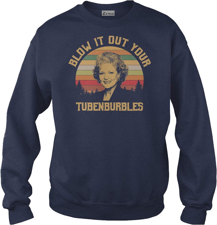Blow IT 倉 Out 毎日激安特売で 営業中です Your TUBENBURBLES Retro T-Shirt Vintage -