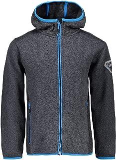 CMP 男孩针织羊毛夹克 39h1004