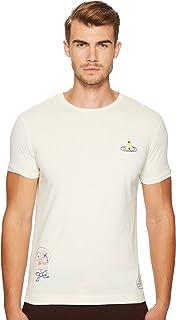 Vivienne Westwood Organic Jersey Peru Puppet T-Shirt - Off-White (Large)