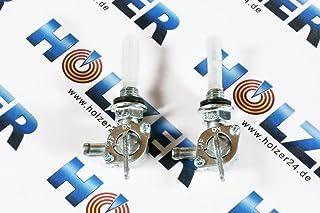 2x Gasolina grifo para varios Generadores de corriente y los Motores de Gasolina