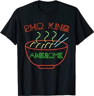 Pho King Awesome T-shirt Funny Pho Tee