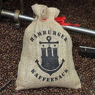 Docklands-Coffee Hamburger Kaffeesack groß | Jutesack | Ges