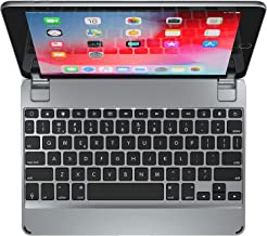 Brydge 9.7 iPad Keyboard | Aluminum Bluetooth Keyboard for 9.7 inch iPad (6th Gen), 5th Gen iPad (2017), iPad Pro 9.7 inch...