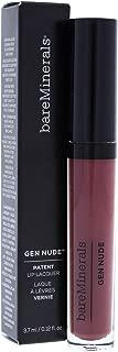 bareMinerals Gen Nude Patent Lip Lacquer - Werk, 3.7 ml