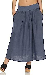 7947315ca14c Amazon.it: Jeans Elastico Vita - Gonne / Donna: Abbigliamento