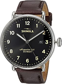 Shinola Detroit The Canfield 43mm - 20001939