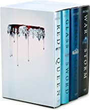 Download Book Red Queen 4-Book Hardcover Box Set: Books 1-4 PDF