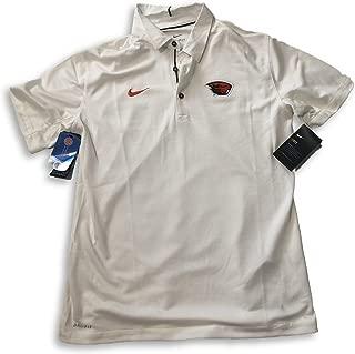 Nike Oregon State Beavers Dri-Fit Sideline Performance Polo Shirt (Medium)