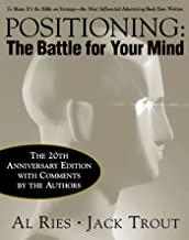 Positioning: The Battle for Your Mind, 20th Anniversary Edition (English Edition)