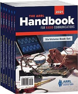 ARRL Handbook 2021 Six-Volume Set