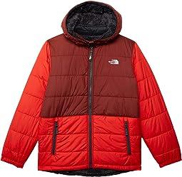 Reversible Mount Chimbo Full Zip Hooded Jacket (Little Kids/Big Kids)