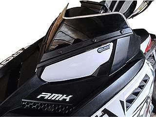 Headlight Covers - White For 2001 Polaris 800 RMK SP 151 Snowmobile
