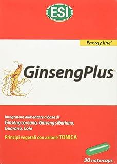 Ginseng Plus 30Cps 15.9G Esi