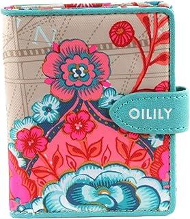 Oilily Fantasy Flora - Monedero con diseño de flores (tamaño ...