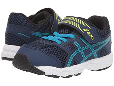 ASICS Kids Gel-Contend 5 (Toddler) (Blue Expanse/Island) Boys Shoes