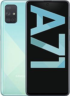 """Samsung Galaxy A71 - Smartphone de 6.7"""" FHD+ (4G, Dual SIM, 6 GB RAM, 128 GB ROM, Cámara Trasera 64.0 MP + 12.0 MP (UW) + ..."""