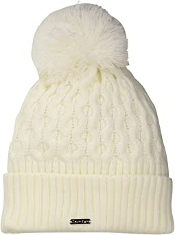 Honeycomb Cable Beanie
