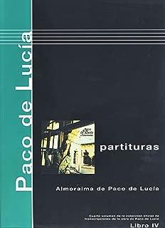 PACO DE LUCIA - Antologia 4º: Almoraima para Guitarra Tab