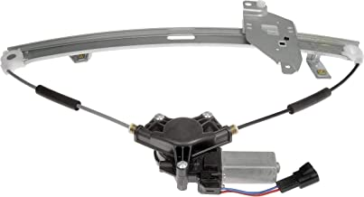 Best 2003 chevy trailblazer left rear window regulator Reviews