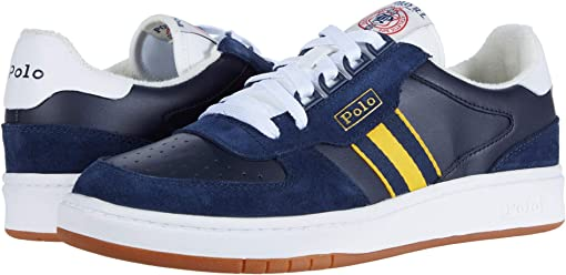 Newport Navy/Gold Bugle/White