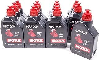 Motul 105786-12 Multi Dual Clutch Transmission Fluid, 405.72 Ounces