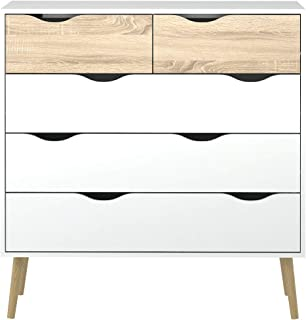 Best scandinavian style chest of drawers Reviews