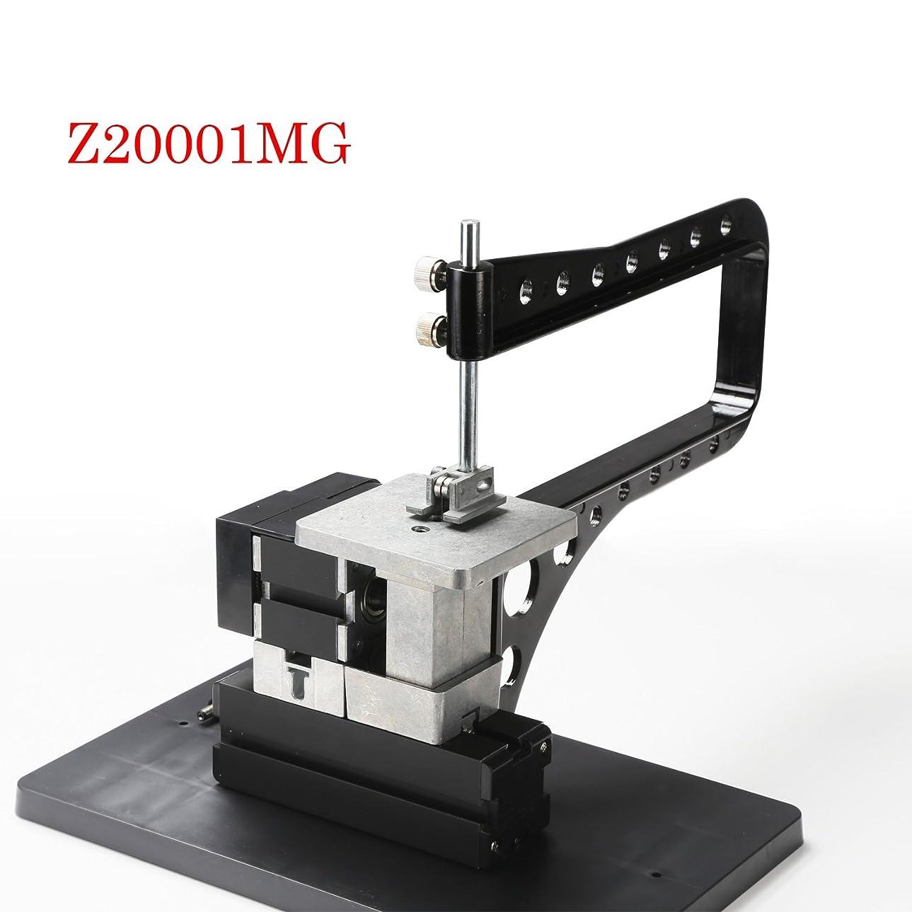 つまずくれんが踏みつけミニ旋盤 24W 木工 DIYツール モデル製作 金属製のジグソーパズル 弓腕付き パズルカット