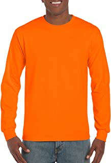 Gildan Men's G2400 Ultra Cotton Jersey Long Sleeve Tee