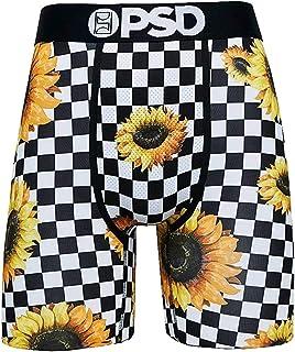 PSD Underwear Men's Stretch Wide Band Boxer Brief Underwear Bottom - Sommer Ray