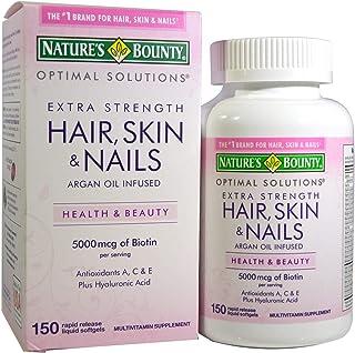 Hair Skin and Nails - Nature Bounty